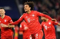 Sao mai tỏa sáng, Bayern kết thúc năm 2019 bằng trận thắng Wolfsburg