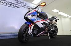 BMW Motorrad giới thiệu S 1000 RR hoàn toàn mới tại Việt Nam