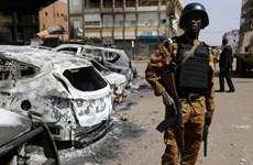 Quân đội Burkina Faso tiêu diệt khoảng 80 phần tử khủng bố