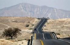 Israel ngừng các kế hoạch sáp nhập Thung lũng Jordan