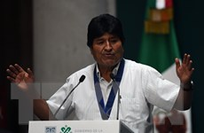 Cựu Tổng thống Bolivia Morales cam kết về nước trong vòng 1 năm