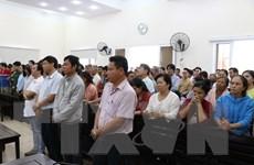 Bình Dương: Trả hồ sơ vụ án xét xử nguyên Bí thư Thị ủy Bến Cát