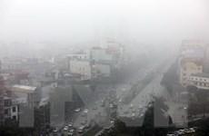 Thủ đô Hà Nội sáng sớm sương mù, Bắc Bộ có mưa nhỏ vài nơi
