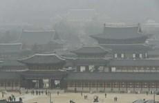 Hàn-Trung-Nhật nhất trí nghiên cứu chung về bụi nhỏ, bệnh truyền nhiễm