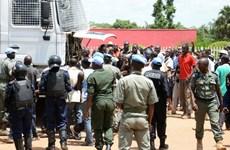 CH Trung Phi: Đụng độ ở Bangui khiến ít nhất 30 người thiệt mạng