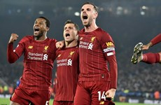 Premier League: Liverpool, M.U thắng hủy diệt, Chelsea bại trận