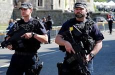 Cảnh sát Anh bắt giữ nghi can mưu toan thực hiện vụ tấn công