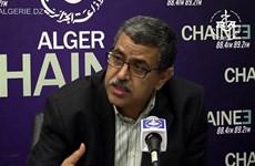 Tân Tổng thống Algeria Tebboune chỉ định thủ tướng mới