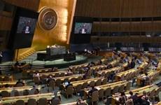Đại hội đồng LHQ thông qua ngân sách thường niên năm 2020