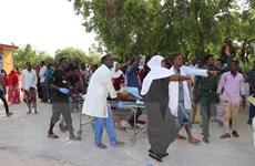 Đánh bom xe ở Somalia: Ít nhất 76 người chết và 90 người bị thương