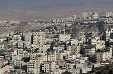 Israel lên kế hoạch xây 2.000 đơn vị nhà ở tại Jerusalem và Bờ Tây