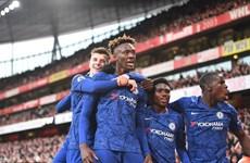 Chelsea ngược dòng đánh bại Arsenal ngay tại sân Emirates