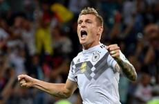 [Mega Story] Toni Kroos: Tuyển Đức luôn mang tham vọng lớn