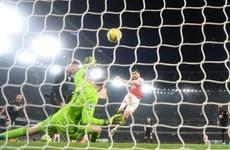 Arsenal khiến M.U 'nếm trái đắng' ngay ngày đầu Năm mới