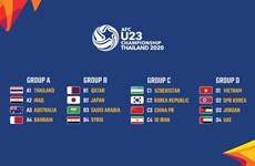 AFC công bố danh sách cầu thủ của 16 đội dự VCK U23 châu Á 2020