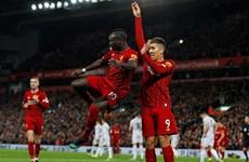 Liverpool nối dài mạch bất bại, tiến bước dài đến ngôi vương