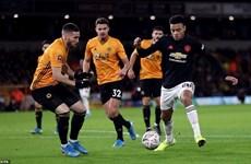 FA Cup: Man City thắng tưng bừng, M.U 'bất lực trước' Wolves