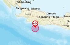 Động đất có độ lớn 5 làm rung chuyển nhiều khu vực của Indonesia