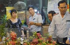TP.HCM: Kiểm tra cao điểm đảm bảo an toàn thực phẩm Tết Nguyên đán