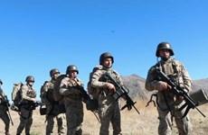 Thổ Nhĩ Kỳ đã triển khai nhóm quân nhân 35 người tới Libya