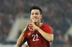 Tiến Linh: Thành công của bóng đá Việt Nam là động lực cho Đông Nam Á