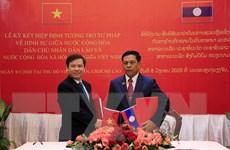 Viện Kiểm sát nhân dân tối cao Việt Nam-Lào tăng cường hợp tác