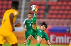 Australia và Iraq chia điểm ở trận khai mạc VCK U23 châu Á