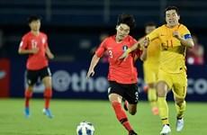 U23 châu Á: Hàn Quốc thắng nhọc Trung Quốc, Nhật Bản bại trận