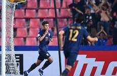 [Photo] U23 Thái Lan khởi đầu như mơ bằng màn hủy diệt 5-0