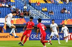 U23 châu Á: Đương kim vô địch chia điểm, Qatar đánh rơi chiến thắng