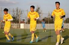 VCK U23 châu Á 2020: U23 Việt Nam và phép thử quan trọng