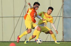 Xem trực tiếp trận U23 Việt Nam-U23 UAE tại VCK U23 châu Á 2020