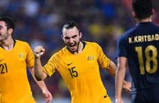 D'Agostino tỏa sáng, U23 Australia kéo U23 Thái Lan trở lại mặt đất