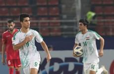 VCK U23 châu Á 2020: Bahrain và Iraq chia điểm đầy kịch tính