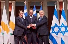 Palestine kêu gọi các nước EMGF tôn trọng quyền lãnh hải