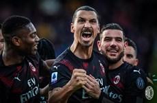 Giúp Milan chiến thắng, Ibrahimovic đi vào lịch sử bóng đá thế giới