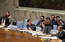 [Video] Việt Nam chủ trì HĐBA LHQ thông qua nghị quyết về Syria