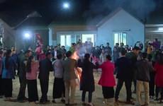 [Video] Tết ấm áp cho người dân vùng lũ bản Sa Ná ở Thanh Hóa