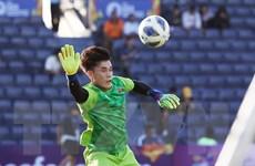 Đội hình ra sân của tuyển U23 Việt Nam 'quyết chiến' U23 Jordan