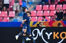U23 Thái Lan vào tứ kết sau trận cầu kịch tính trước U23 Iraq