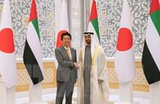 Nhật Bản và UAE nhất trí bảo đảm nguồn cung dầu mỏ ổn định
