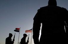 Iraq: Căn cứ có quân đội Mỹ tiếp tục bị tấn công bằng tên lửa