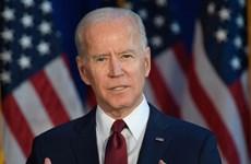 Ông Joe Biden tiếp tục dẫn đầu danh sách ứng cử viên của đảng Dân chủ