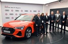Audi chính thức gia hạn hợp đồng thương vụ 'khổng lồ' với FC Bayern