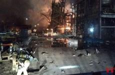 Tây Ban Nha: Cháy nổ nhà máy hóa chất, gây nhiều thương vong