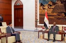 Sudan khẳng định Việt Nam là một hình mẫu về phát triển