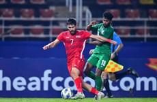 U23 châu Á 2020: U23 Saudi Arabia và U23 Syria vào vòng tứ kết