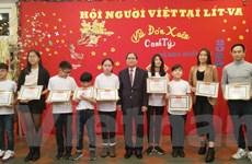 Cộng đồng người Việt tại Litva gặp mặt mừng xuân Canh Tý 2020