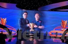 HLV Park Hang-seo và U22 Việt Nam được vinh danh tại Cúp Chiến thắng