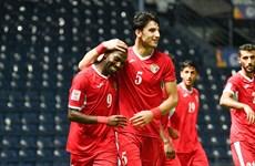 U23 Jordan quyết tâm đánh bại U23 UAE, để giành nhất bảng